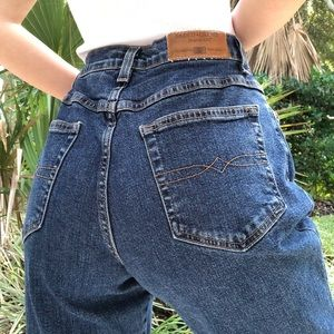 Vintage Faded Glory Mom Jeans